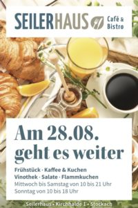 Read more about the article Am 28.08. geht es weiter!